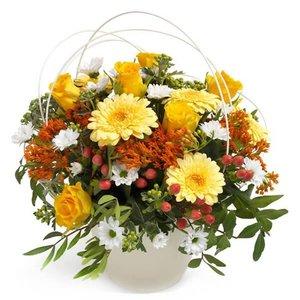 Blooming arrangement